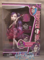 Spectra Vondergeist Dot Dead Gorgeous Monster High Doll
