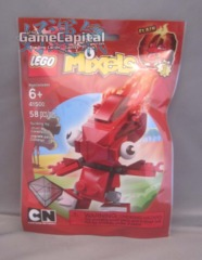 Flain Series 1 Lego Mixels Building Toy 41500