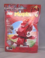 Flain Series 1 Lego Mixels Building Toy 41500