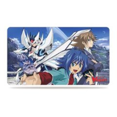 Cardfight! Vanguard Ultra Pro Playmat Design #3 UPC 80495