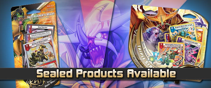 Shop Kaijudo Sealed Products