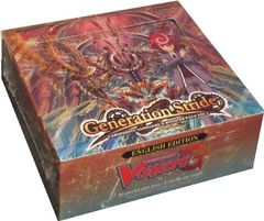 GBT01 Generation Stride Booster Box