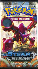 XY Steam Siege Booster Pack