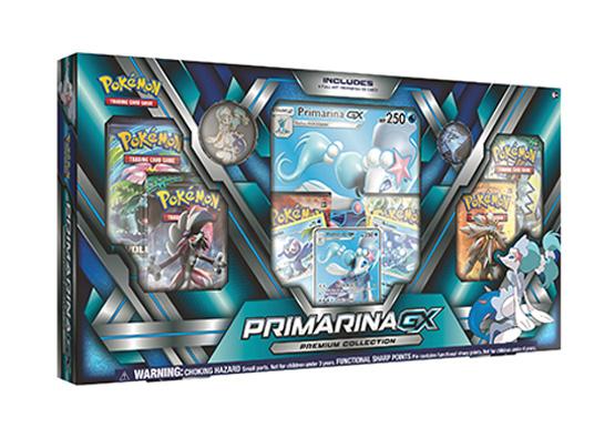 Primarina-GX Premium Collection