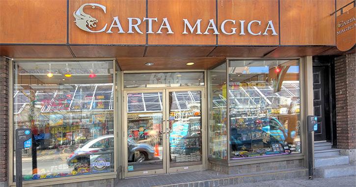 Carta Magica Montreal Store