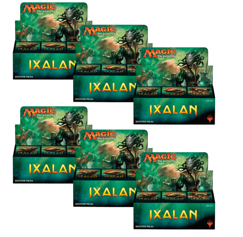 Ixalan Booster Case (6 boxes)