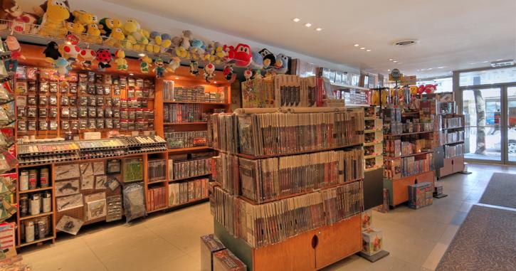 Carta Magica Montreal Store1