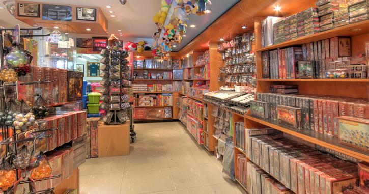 Carta Magica Montreal Store2