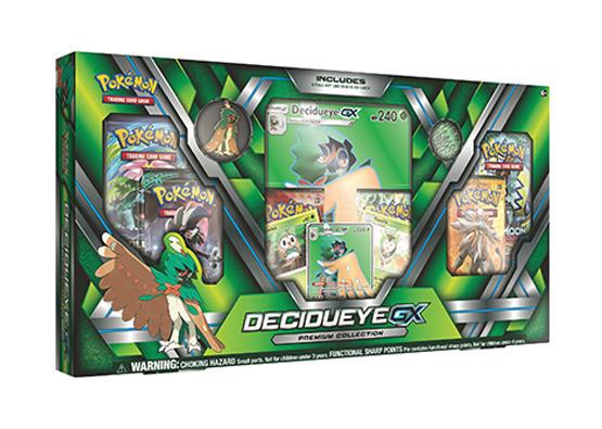 Decidueye-GX Premium Collection