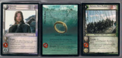 Two Towers 365 Card Complete Set