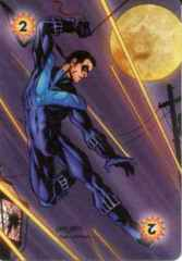 Power Card: Energy 2 Nightwing