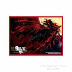 Deck Protector Card Sleeves FF VII Vincent