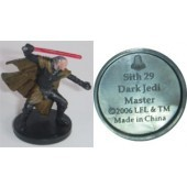 Dark Jedi Master - Champions of the Force Promo