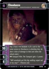 Chewbacca (C)