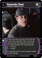 Commander Nemet (A)