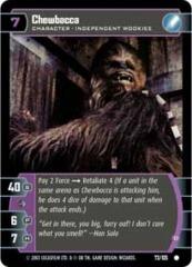 Chewbacca (D)