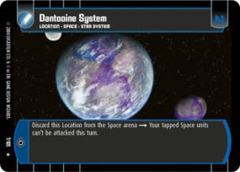 Dantooine System