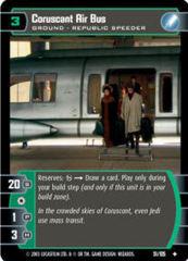 Coruscant Air Bus