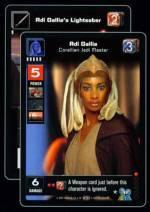 Adi Gallia, Corellian Jedi Master/Adi Gallia's Lightsaber