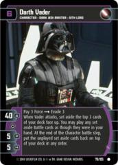 Darth Vader (L)