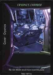 Cryonics Chamber