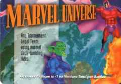 Location Marvel Universe