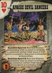 Apache Devil Dancers