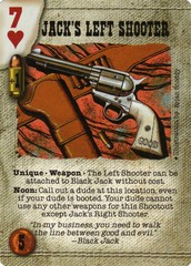 Jack's Left Shooter