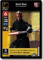 Darth Maul, Sith Assassin
