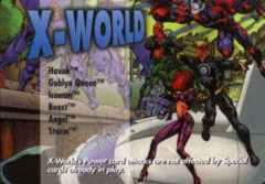 Location X-World