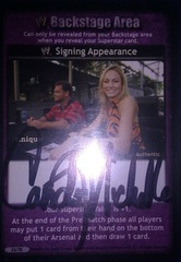 Signing Appearance - Candice