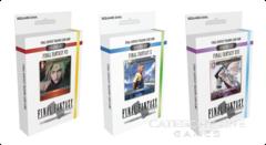Final Fantasy TCG: 3 Starter Deck Set - VII, X, XIII Wave 2