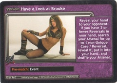 Revolution Have a Look at Brooke