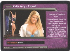 Revolution Kelly Kelly's Expose