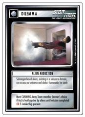 Alien Abduction [White Border Alpha]