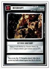 Asteroid Sanctuary [White Border Alpha]