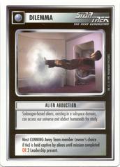 Alien Abduction [White Border Beta]