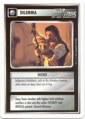 Archer [White Border Beta]