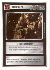 Asteroid Sanctuary [White Border Beta]