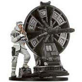 Hoth Trooper with Atgar Cannon - 09