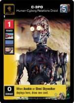C-3PO, Human-Cyborg Relations Droid