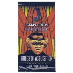 Rules of Acquisition 80 Card Uncommon/Common Set