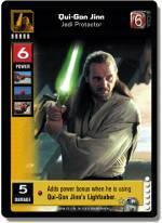 Qui-Gon Jinn, Jedi Protector