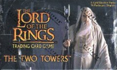Two Towers 121 Card Rare Set