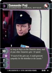 Commander Praji (A)