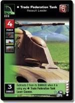 Trade Federation Tank, Assault Leader