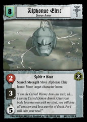 Alphonse Elric, Demon Armor