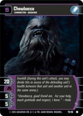 Chewbacca (L)