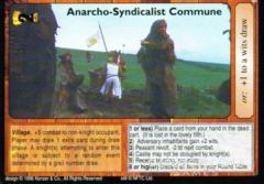 Anarcho-syndicalist commune