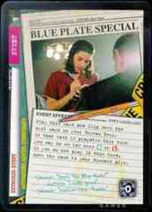 Blue Plate Special (found In Gamer Spring '97, Collect May '97)